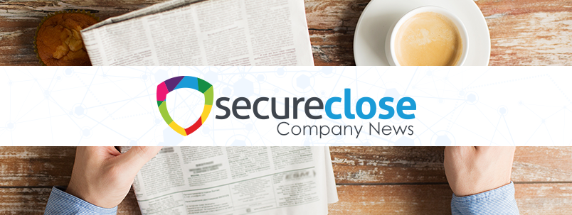 SecureClose News Header